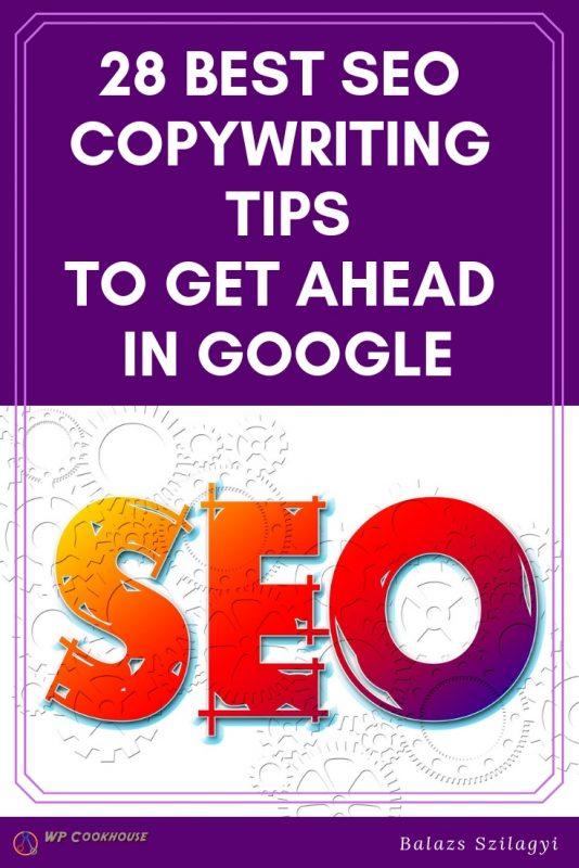 28 best seo copywrithing tips