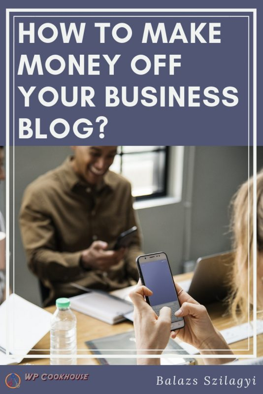 5 steps to start a business blog how to make money