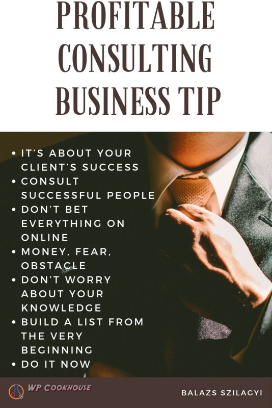 7 tips to start profitable consulting business tip