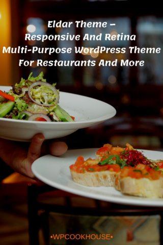 Eldar Theme WordPress