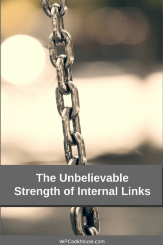 The unbelievable strengths of internal links