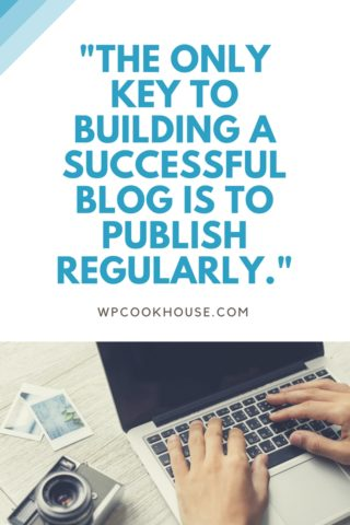 The only key to building a successful blog