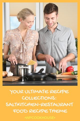 Your Ultimate Recipe Collections WordPress