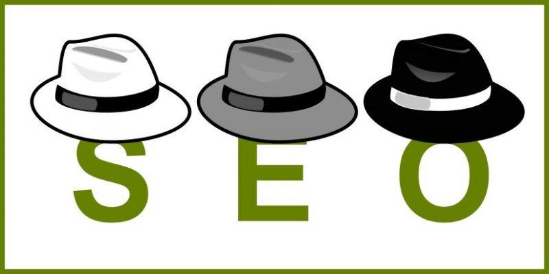Black Hat - White Hat - Grey Hat SEO