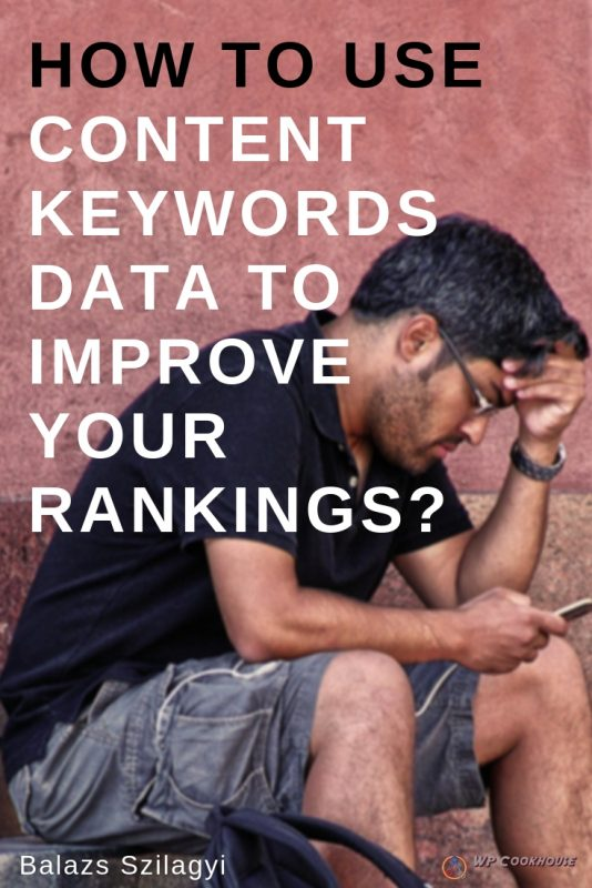 Content keyword how to use to improve