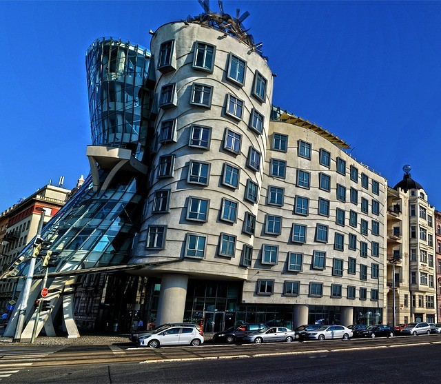 Dancing House Building Prague