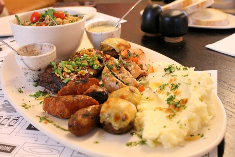 Grill plate fat mama budapest