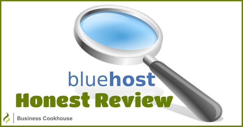 Honest Bluehost review