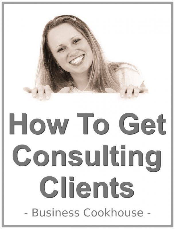 How To Get Consulting Clients