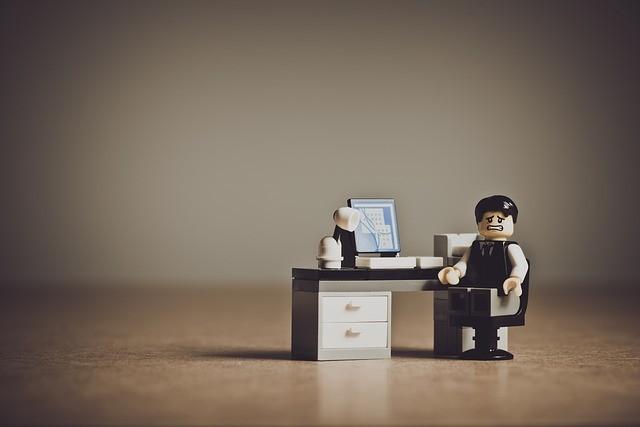 Lego workplace