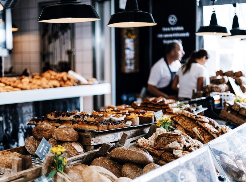 Local bakery
