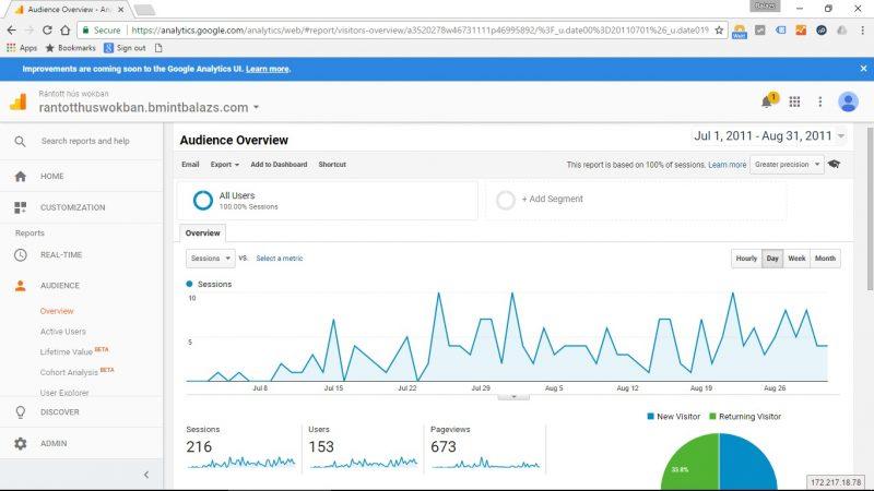 RHW Google Analytics data 07-08/2011