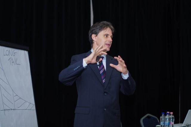 SEO expert presentation - Balazs Szilagyi
