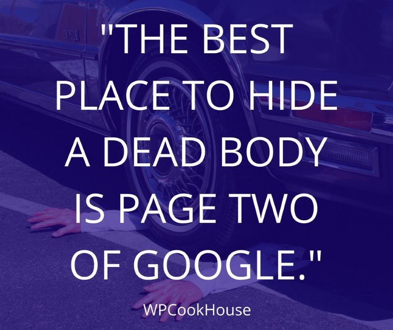 Dead Quotes | Seo Quotes Google Second Page Dead Body Wpcookhouse