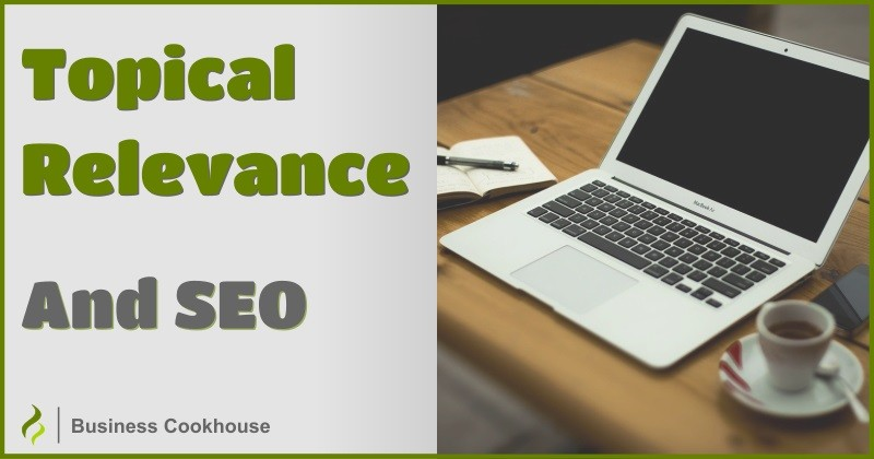 Topical relevance and SEO