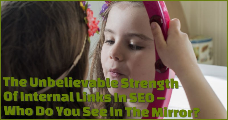 Unbelievable strenght of SEO of internal link mirror