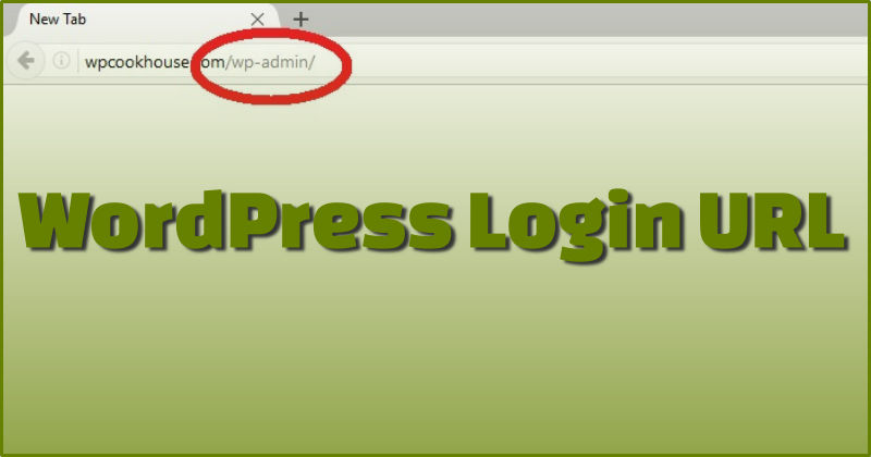 WordPress Login URL (How To Login To WordPress)